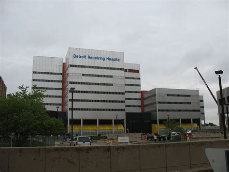 metro south hospital emergency room detroit receiving hospital