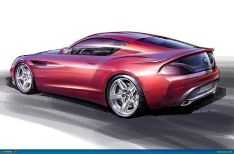 zagato bmw ausmotive com 187 bmw zagato coup 233 revealed