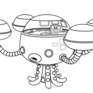 octonaut gup x coloring page sheets pages sketch template