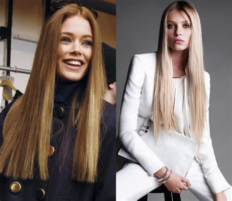 Model Hairstyles by Fantastic Hairstyles To Fall In With