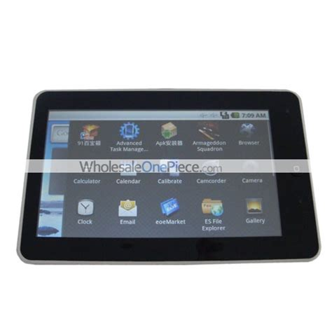 Tablet Irobot Android haipad 7 apad m701 android 2 1 wifi irobot tablet pc