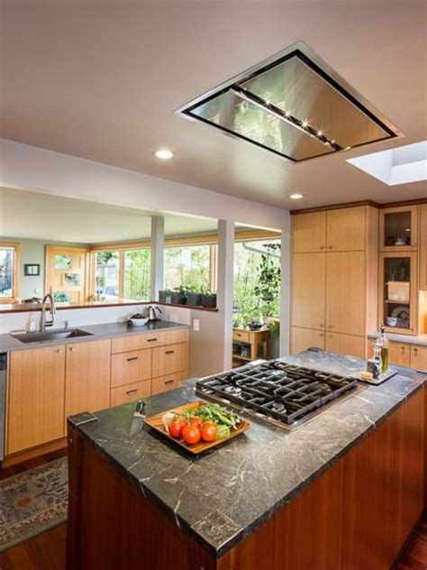 kitchen island range hood best 25 island range hood ideas on pinterest island