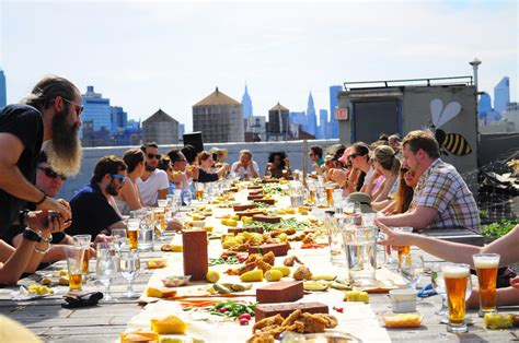rooftop dinner momo sushi shack is throwing a rooftop dinner on