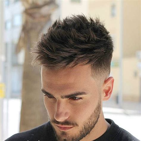 Cool Hairstyles For Guys With Thick Hair by 25 Cool Hairstyle Ideas For Mens Hairstyles 2018
