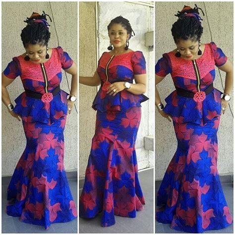nigerian ankara skirt and blouse styles beautiful ankara skirt and blouse style http www