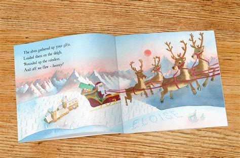 letter of explanation personalised your letter to santa book my gifts 1395