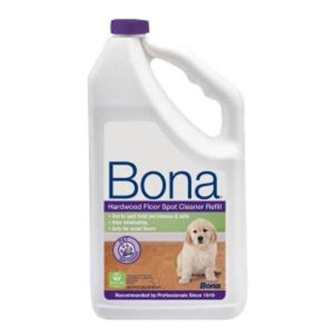 bona 64 oz hardwood floor spot cleaner refill wm720053001