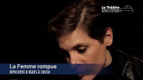 libro la femme rompue la femme rompue youtube