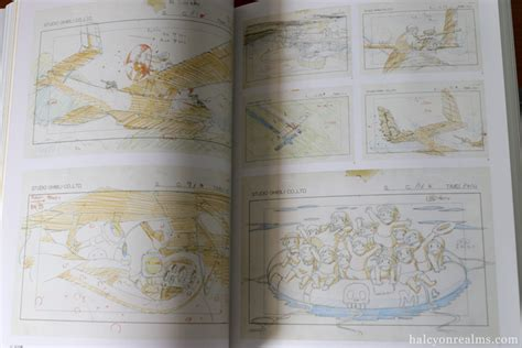 ghibli layout exhibition studio ghibli layout designs exhibition art book review