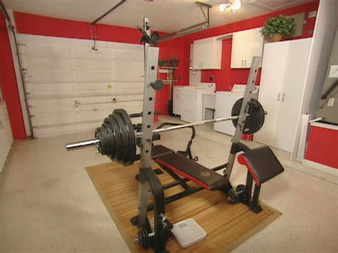 Garage Workouts by Transform Your Garage Into An Extension Of Your Home S