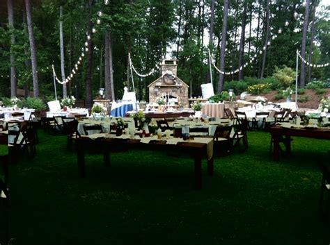 classic party rentals of virginia richmond va wedding
