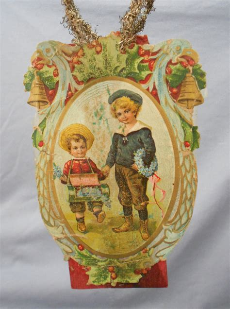antique ornaments ornaments paper scrap at cool stuff for sale vintage collectibles