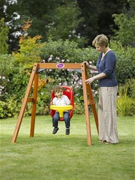 baby swing frame best 25 outdoor baby swing ideas on pinterest play sets