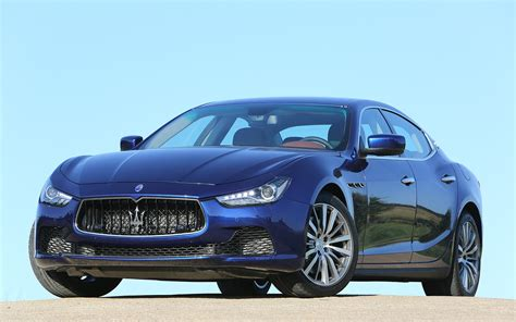 Maserati Picture Gallery 2016 Maserati Ghibli S Q4 Price Engine Technical