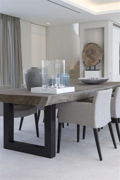 modern dining room tables best 25 dining tables ideas on dinning table