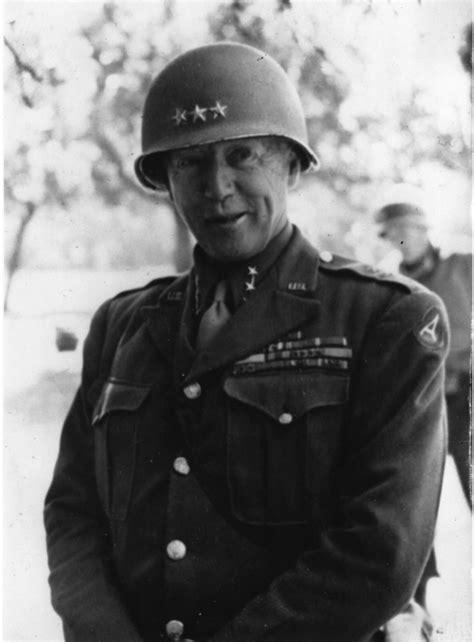 general patton george patton general biography