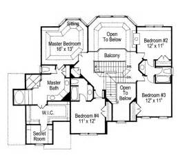 Floor Plans With Hidden Rooms by House Plans With Secret Rooms Home Planning Ideas 2017