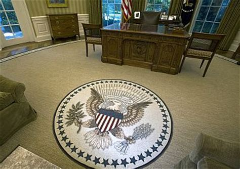 oval office carpet quotes