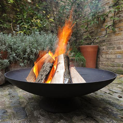 iron firepit buy cast iron disc pit delivery by crocus