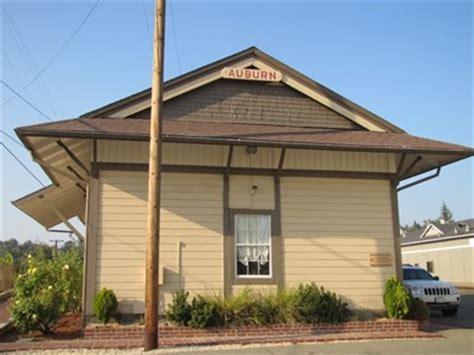 auburn railroad depot elm auburn ca