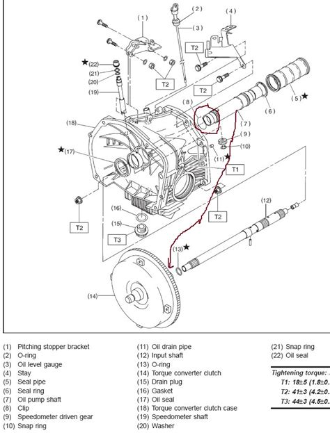 Subaru Torque Converter Subaru Forester S Hi Kevin I Another Problem With My