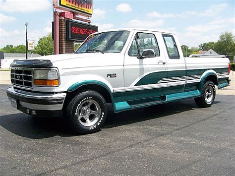 94 ford f150 for sale 1994 ford f150 choo choo custom for sale sterling illinois