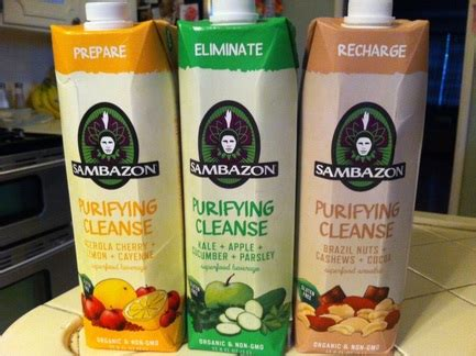 Detox Burban K by Giving The Sambazon Cleanse From Costco A Try Burbank