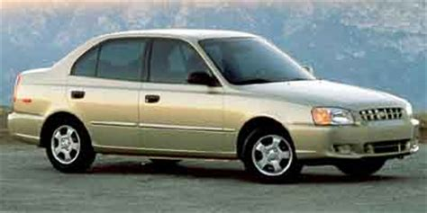 2002 hyundai accent pictures/photos gallery the car