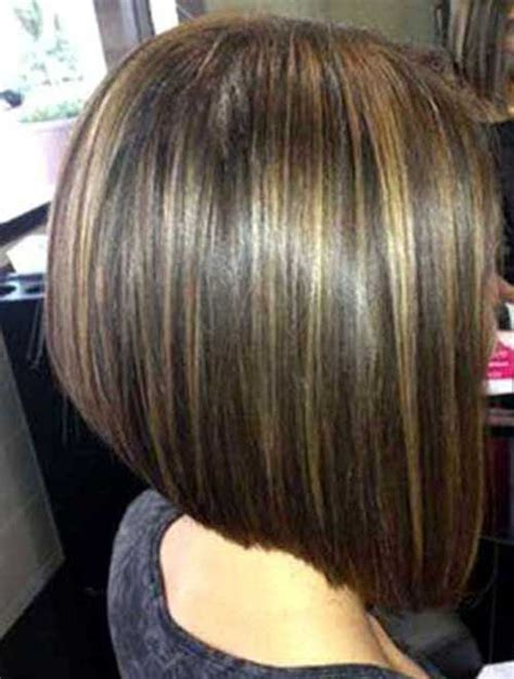 black hair color with a line cut 2015 30 best brown bob hairstyles bob hairstyles 2017