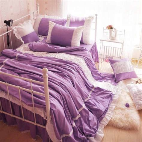 shabby chic purple bedding shabby chic bedding