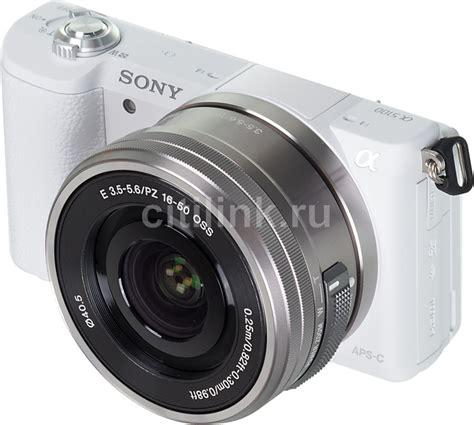 Sony Alpha A5100 Kit F 3 5 5 6 Oss sony alpha a5100 kit e pz 16 50mm f 3