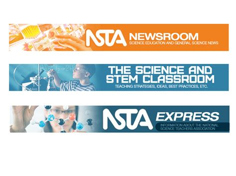 design newsletter header newsletter design for nsta by juuri design 5069863