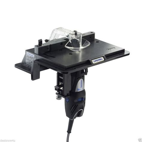 dremel shaper router table saw attachment add on cut shape