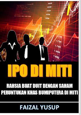 faizal yusup faizal yusup pulangan keuntungan melabur di bursa malaysia