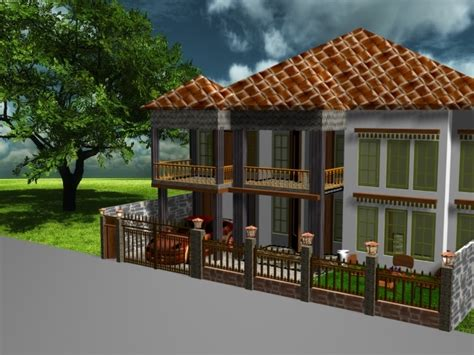 design exterior rumah exterior design rumah by oncordesign on deviantart