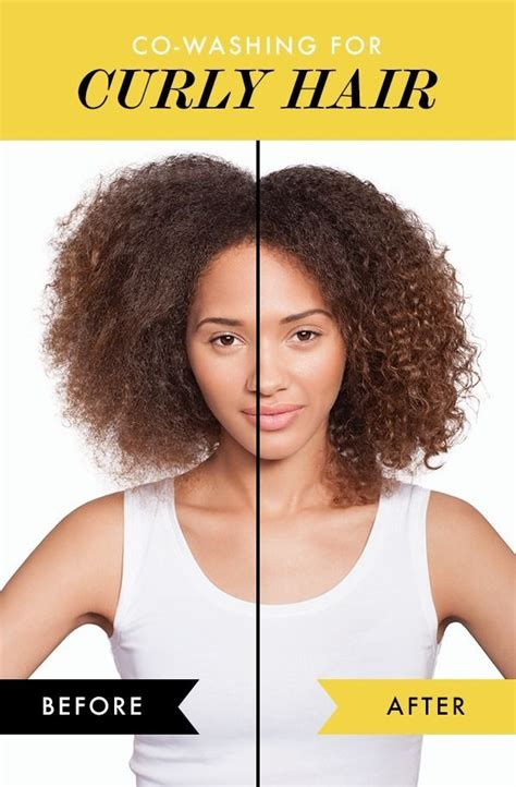 wash leave wavy hair 17 best images about no poo before and after on pinterest