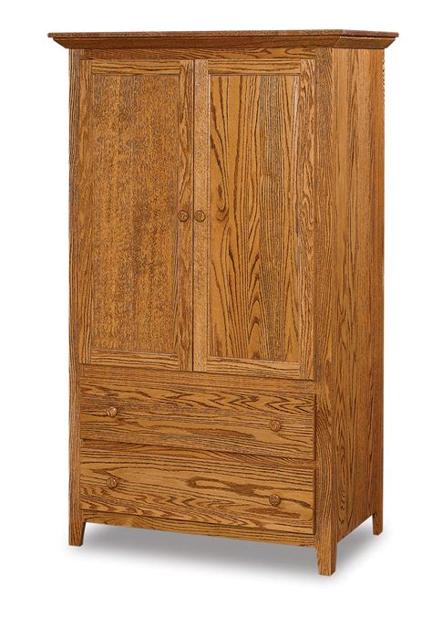 armoire shaker shaker armoire hardwood creations