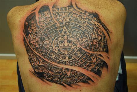 piedra del sol mayas tatuajes buscar con google