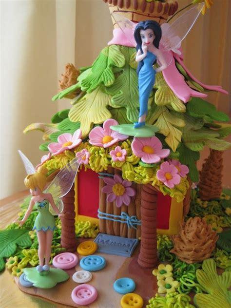 tinkerbell haus cake cakes tinkerbell und