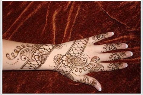 pakistan cricket player simple arabic henna design pakistan cricket player arabic henna design pictures