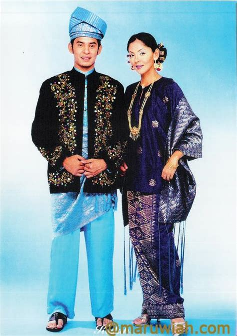 Nl1025rd Baju Pakaian Wanita 1 baju melayu kedah credit to http maruwiah 2012 06