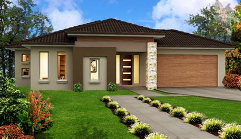 modern single storey house designs 2016 2017 fashion