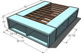 build your own bed frame with drawers build your own bed frame with drawers woodworking