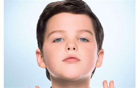 actor young sheldon young sheldon review light and promising with iain armitage