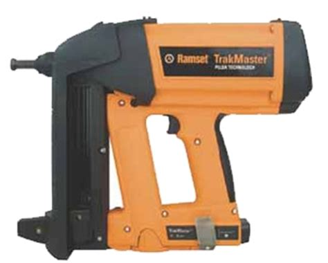 Ramset Trackmaster gfs fuel cells garrards