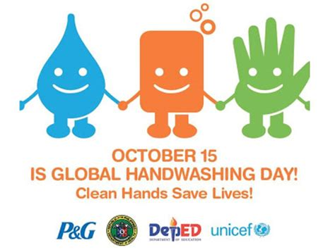 digitista mediawave october 15 is global handwashing day