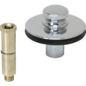watco 174 bathtub drain stopper push pull 3 8 quot or 5 16