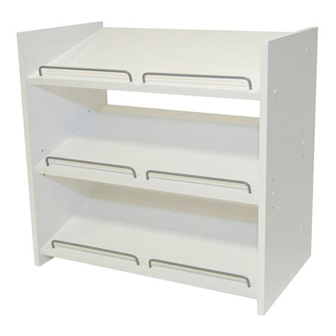 shoe storage home depot shoe storage closet storage organization the home depot