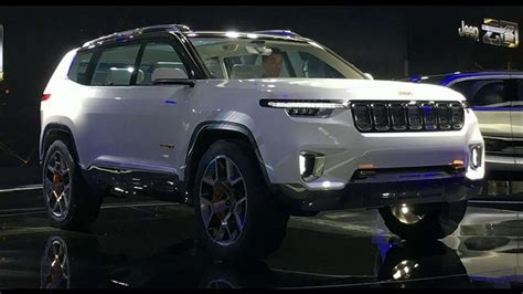 2019 Jeep Yuntu by 2019 Jeep Yuntu New Concept Design And Cabin