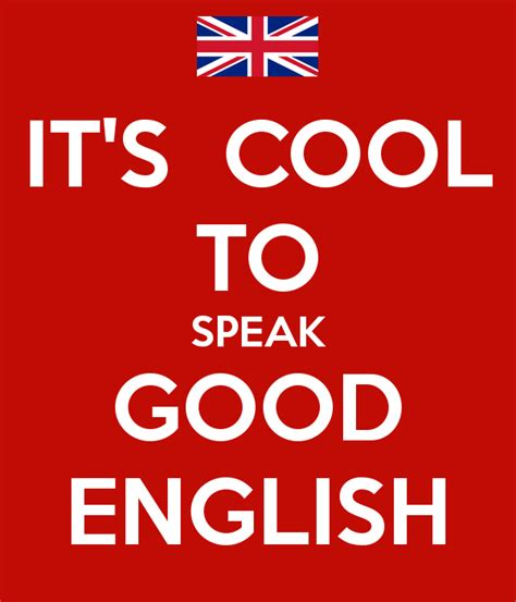 It Cool by It S Cool To Speak Poster Roland L Keep